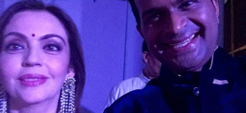 Hosted 'Set Beautiful Free' by One Foundation With Mrs. Neeta Ambani