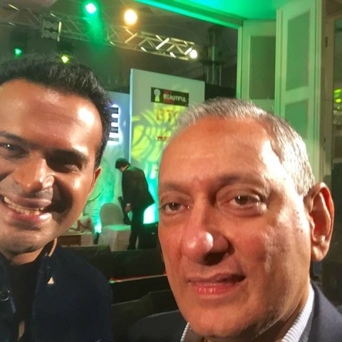 Commissioner of Police-Mumbai, Mr. Rakesh Maria, says 'Loved your hosting,great job!'