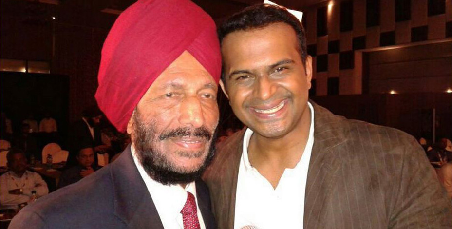 Milkha Singh-'Siddharth made me dance on stage for the first time ever & I loved it!