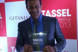 Won the 'Best Celebrity Chat Show Host on TV and Radio' in the Tassels Fashion & Lifestyle Awards 2013