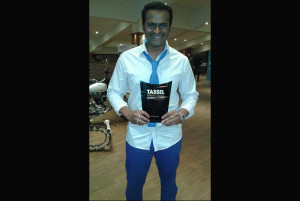 Won the 'Best Emcee of the year' award at the 'Tassels Fashion & Lifestyle Awards' 1