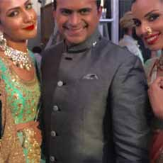 Sid K with  models