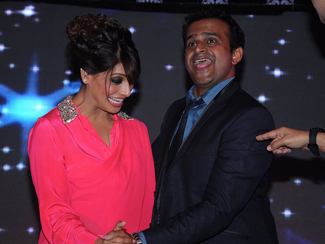 Sid K with Bipasha Basu