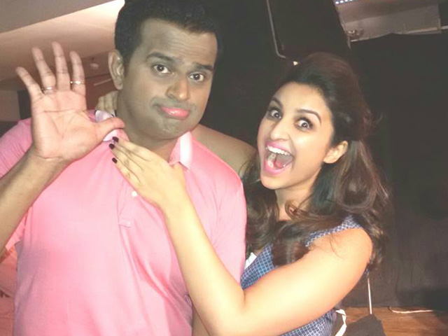 Sid K with Parineeti Chopra