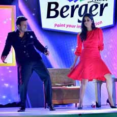 Berger Paints Event