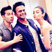Sidk with Varun and Alia