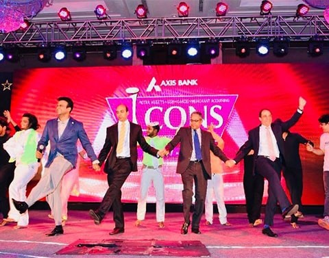 Axis Bank Icons