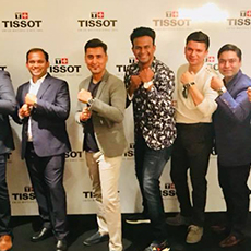 Tissot XL Watch Launch